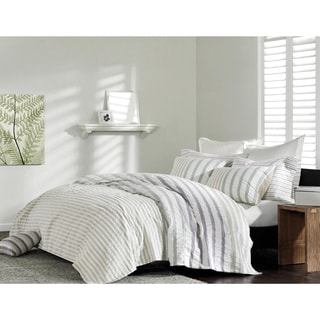 INK+IVY Sutton 3-piece Duvet Cover Set