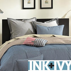 Ink and Ivy Reece 3-piece Comforter Set