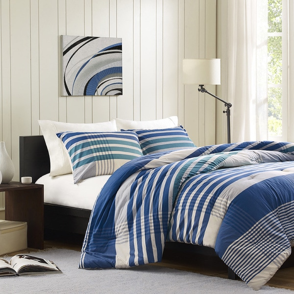 INK+IVY Connor 3-piece Comforter Set