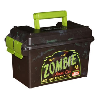 MTM Zombie Ammo Can 50 Caliber