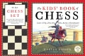 The Kids' Book of Chess/Book and Kids' Chess Set (Paperback)