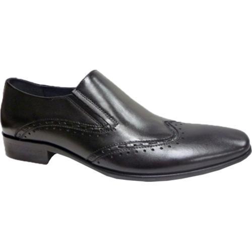 Men's Steve Madden Premire Black Leather