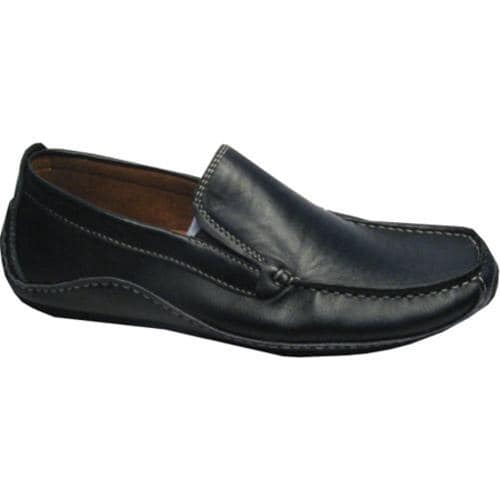 Men's Steve Madden Wyott Black Leather