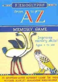Hieroglyphs from a to Z: Memory Game (Cards)