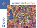 Flower Cycle by Rosalind Wise: 1,000 Pieces (General merchandise)
