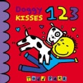 Doggy Kisses 123 (Board book)
