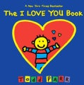 The I Love You Book (Board book)
