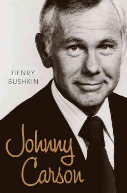 Johnny Carson (Hardcover)