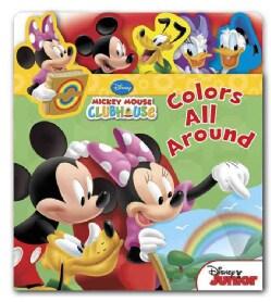 Colors All Around (Board book)