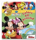 Colors All Around (Board book)