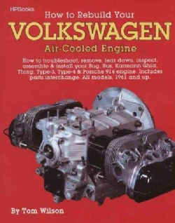 How to Rebuild Your Volkswagen Air-Cooled Engine (Paperback)