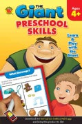 The Giant Preschool Skills Activity Book (Paperback)