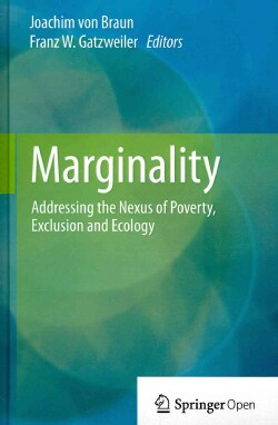 Marginality: Addressing the Nexus of Poverty, Exclusion and Ecology (Hardcover)