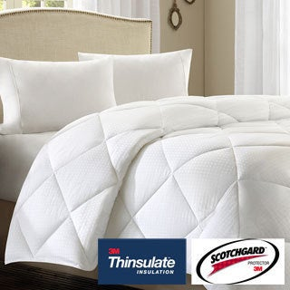 Sleep Philosophy Ranier Down Alternative Comforter with 3M Scotchgard and Thinsulate Fiber