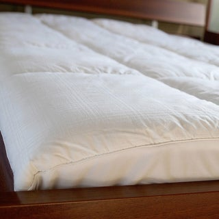 Easy Care Dorm Twin XL-size Ultra Plush Mattress Pad
