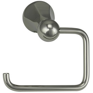 818 Series Platinum Nickel Toilet Paper Holder