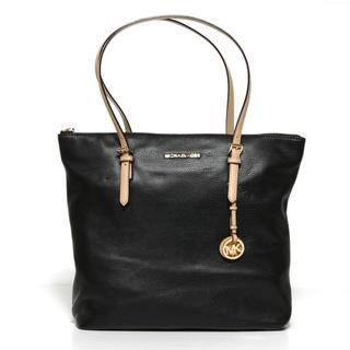 Michael Kors Jet Set Top Zip Tote in Black