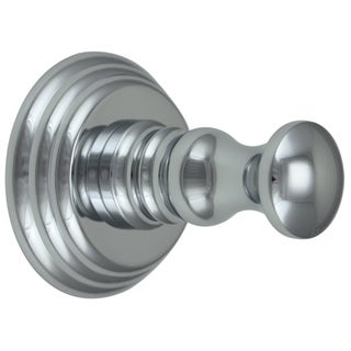 Colonial Chrome Robe Hook