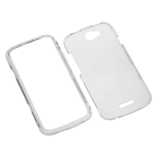 INSTEN Phone Case Cover for HTC One S - T-Clear