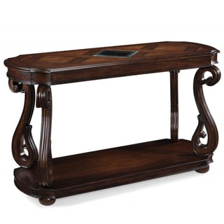 Harcourt Wood Rectangular Sofa Table