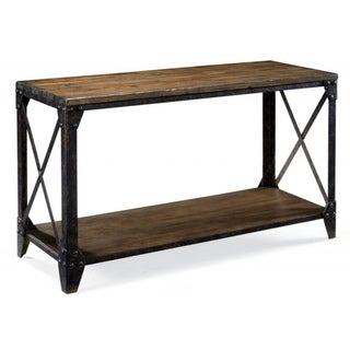 Pinebrook Wood Rectangular Sofa Table