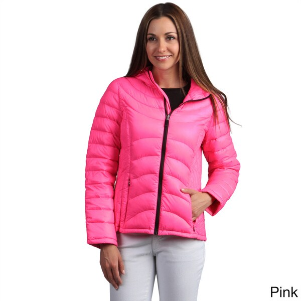 Calvin Klein Women's Packable Down Jacket