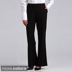 Calvin Klein Women's Straight Classic Fit Pants