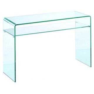 Lumeno Glass Sofa Table