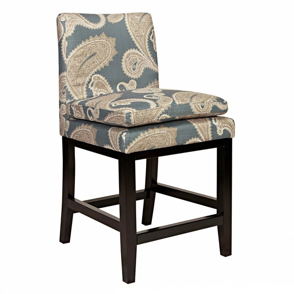 Angelo Home Marnie Feathered Paisley French Blue