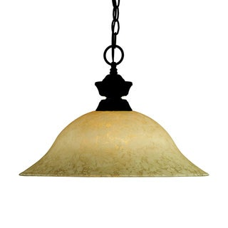 Pendant Lights Bronze 1-light Pendant