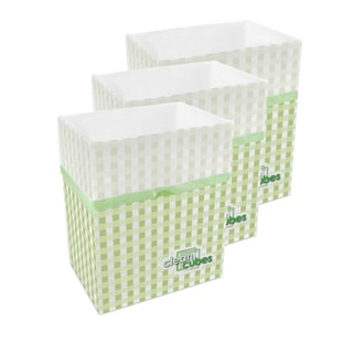Disposable Trash Cans (Pack of 3)