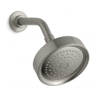 Kohler Purist Nickel Single-function Katalyst Showerhead