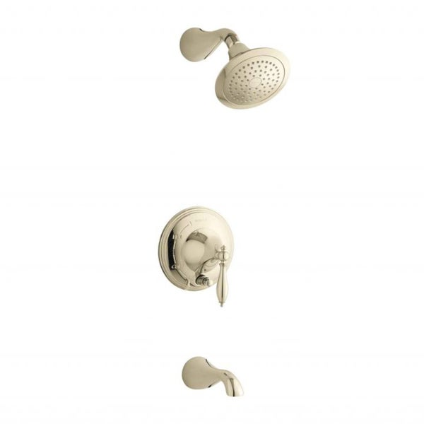Kohler Finial Rite-Temp Pressure-balancing Bath/ Shower Trim