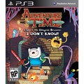 PS3 - Adventure Time: Explore the Dungeon Because I DON'T KNOW!