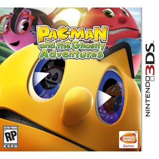 Nintendo 3DS - Pac-Man And The Ghostly Ad