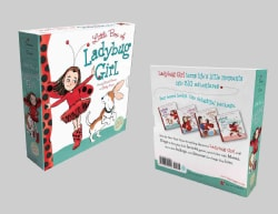 Little Box of Ladybug Girl (Board book)
