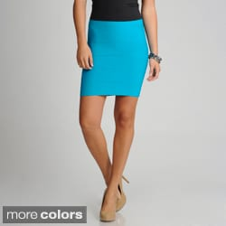 BCBGMAXAZRIA Women's Mini Bandage Skirt