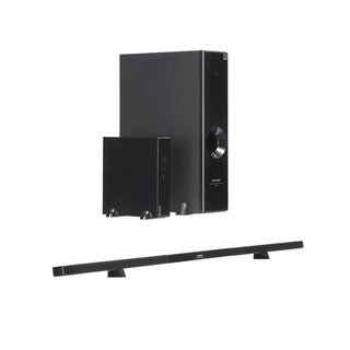 Sharp HT-SL77 2.1 Speaker System - 200 W RMS - Wireless Speaker