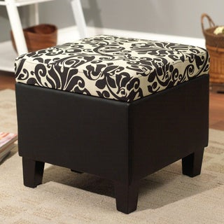 Simple Living Zoe Storage Ottoman