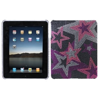 BasAcc Super Star Diamante Case for Apple iPad