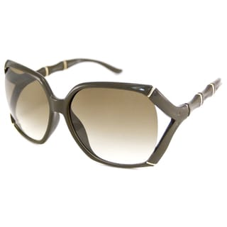 Gucci Women's GG3508 Rectangular Sunglasses