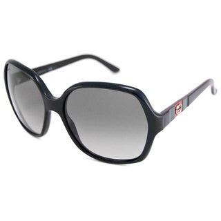 Gucci Women's GG3538 Rectangular Sunglasses