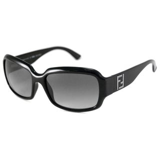 Fendi Women's FS5003 Rectangular Sunglasses