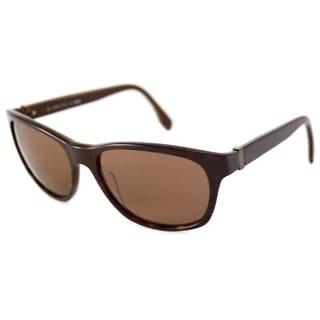 Fendi Men's FS5129 Rectangular Sunglasses