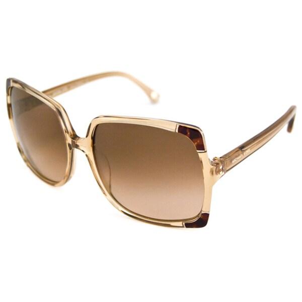 Michael Kors Women's MKS233 Teresa Rectangular Sunglasses