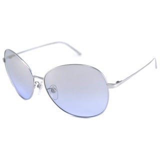 Michael Kors Women's MKS734 Oversize Bretton Aviator Sunglasses