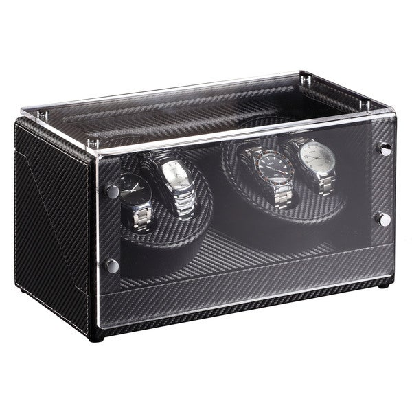 Race 4-watch Winder/ Display Case