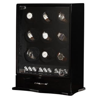 Exquisite 14-watch Winder/ Display Case