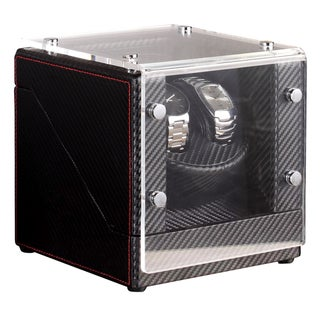 Race 2 Black Watch Winder/ Display Case