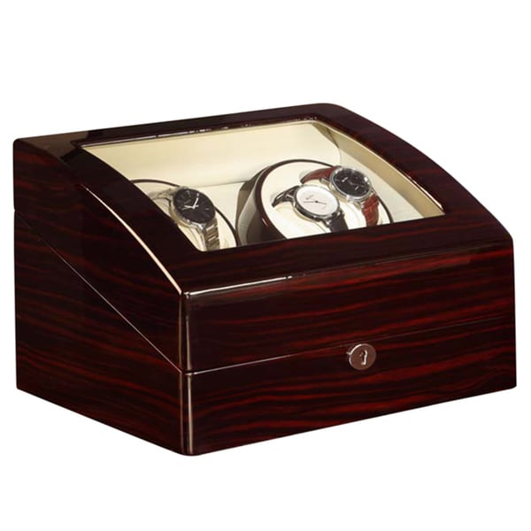 Anders 10-cushion Wooden Watch Box